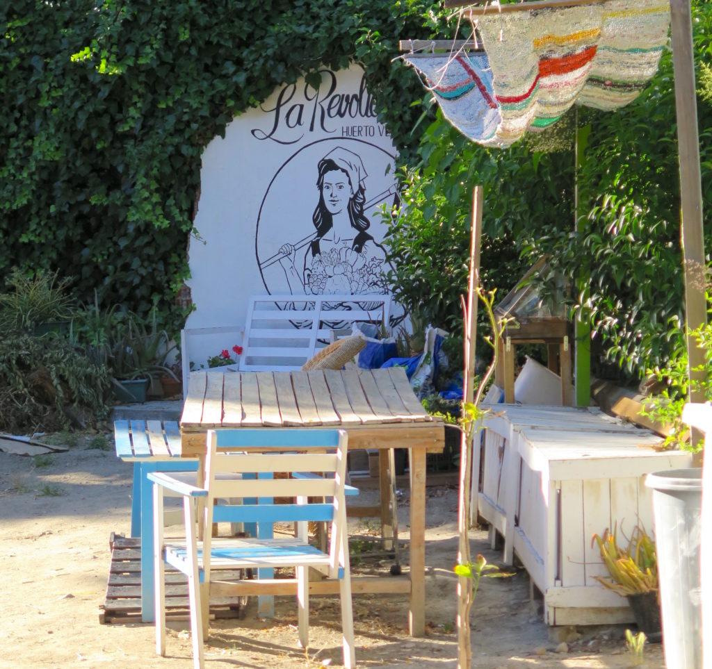 Huerto La Revoltosa Picnic Area