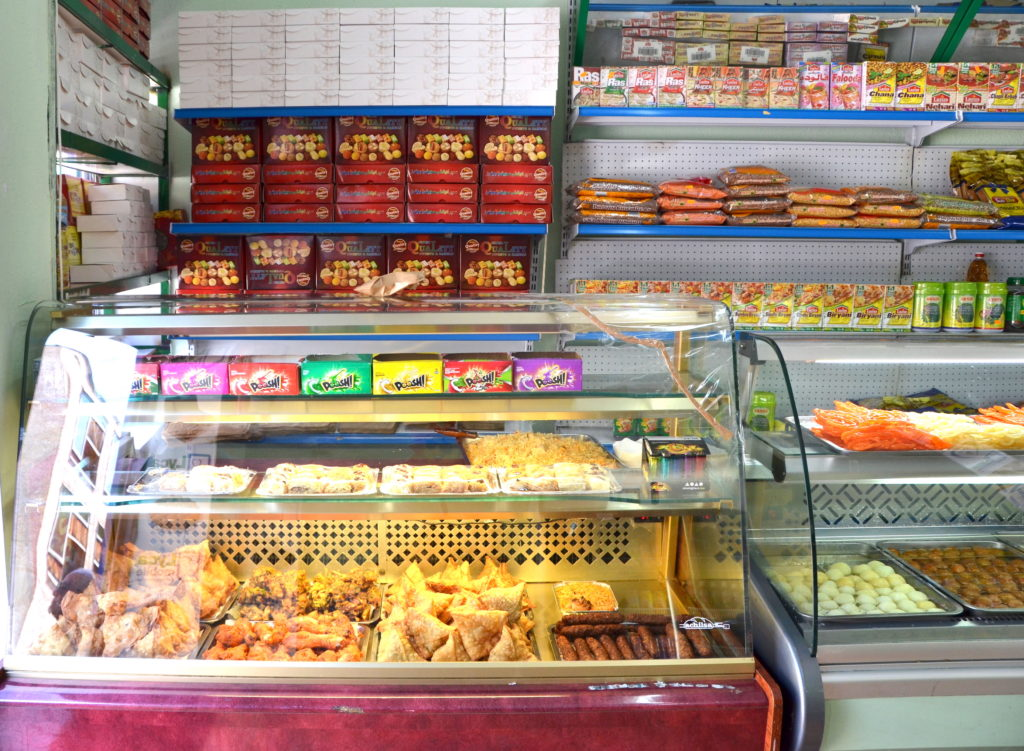 Indian Snacks and Sweets at Noman Sweet Shop