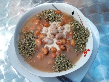 Full (Vegan Bean soup)