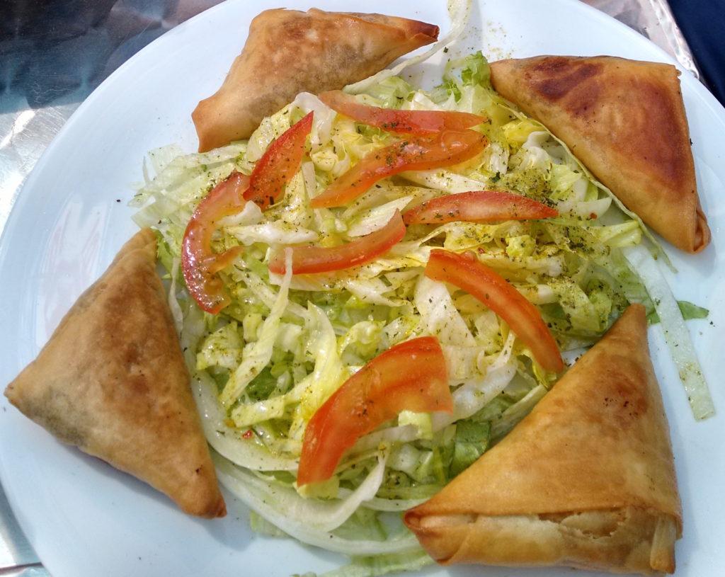Sembuse (Arabic Samosas)