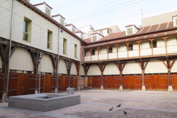 Corrala in the Centro Cultural La Corrala, on Calle Carlos Arniches 3, La Latina