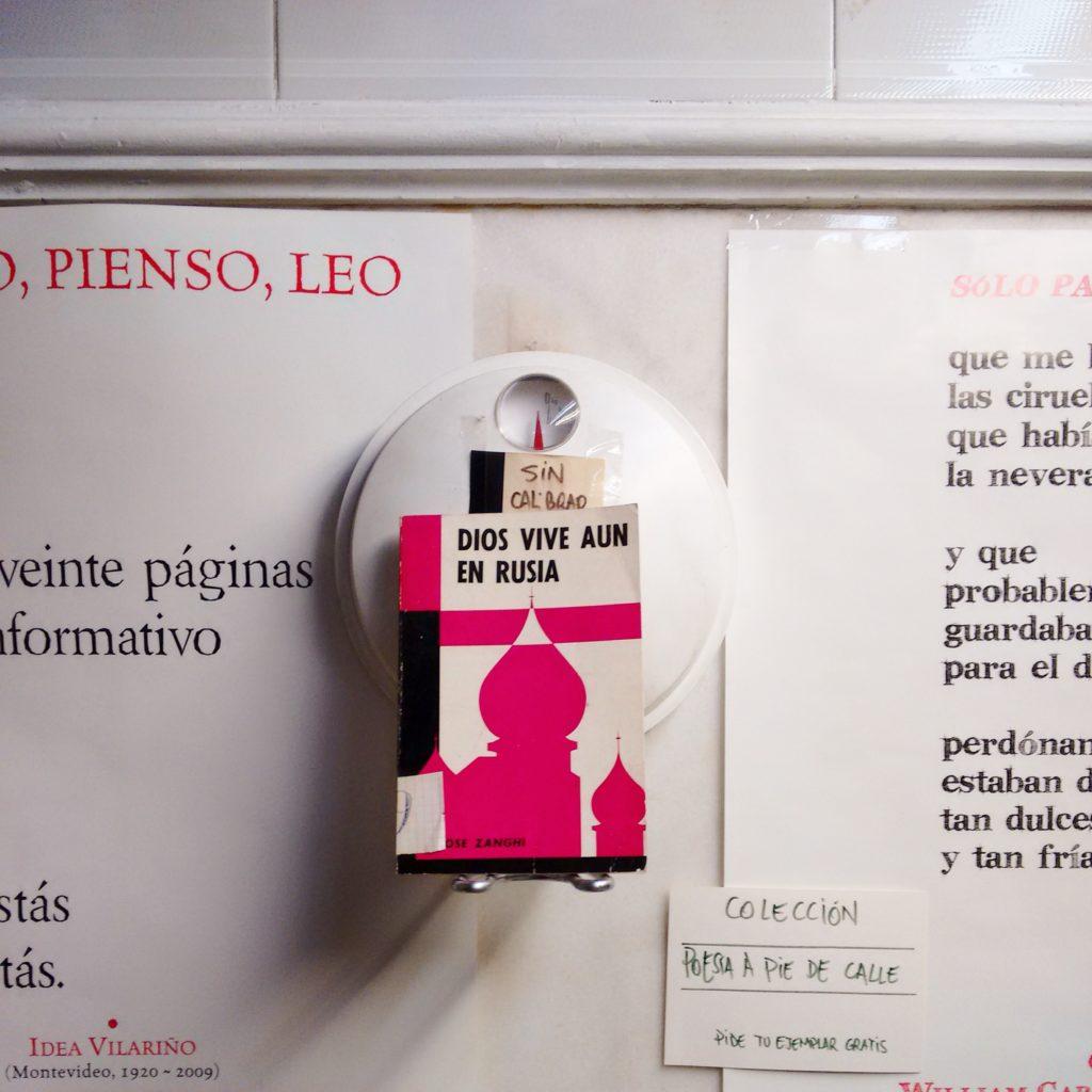 An unusual read at La Casquería bookstore
