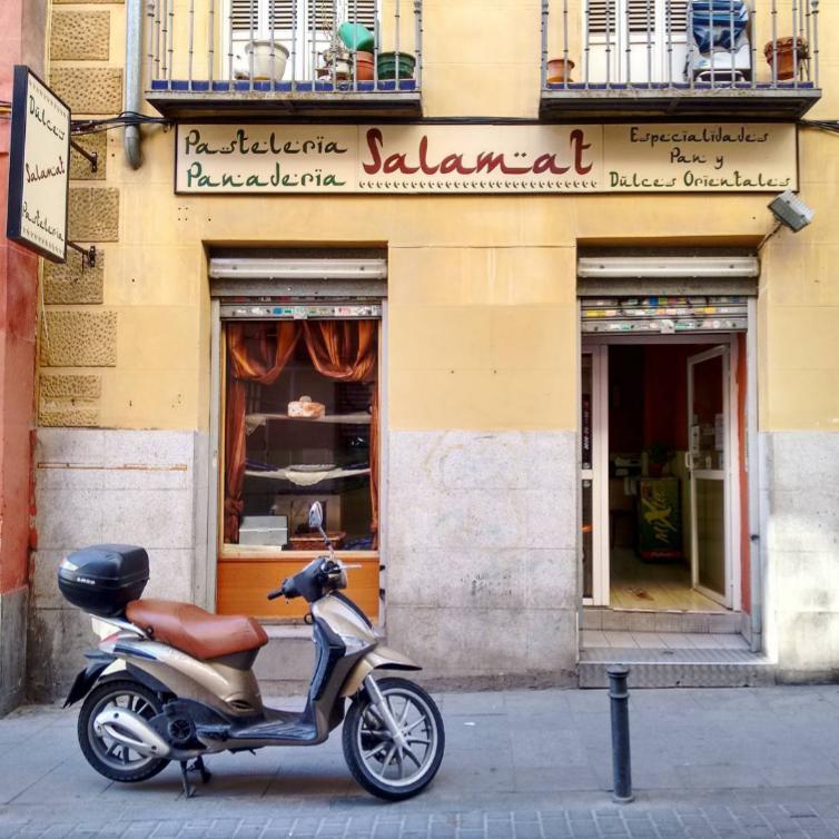 Pastelería Salamat