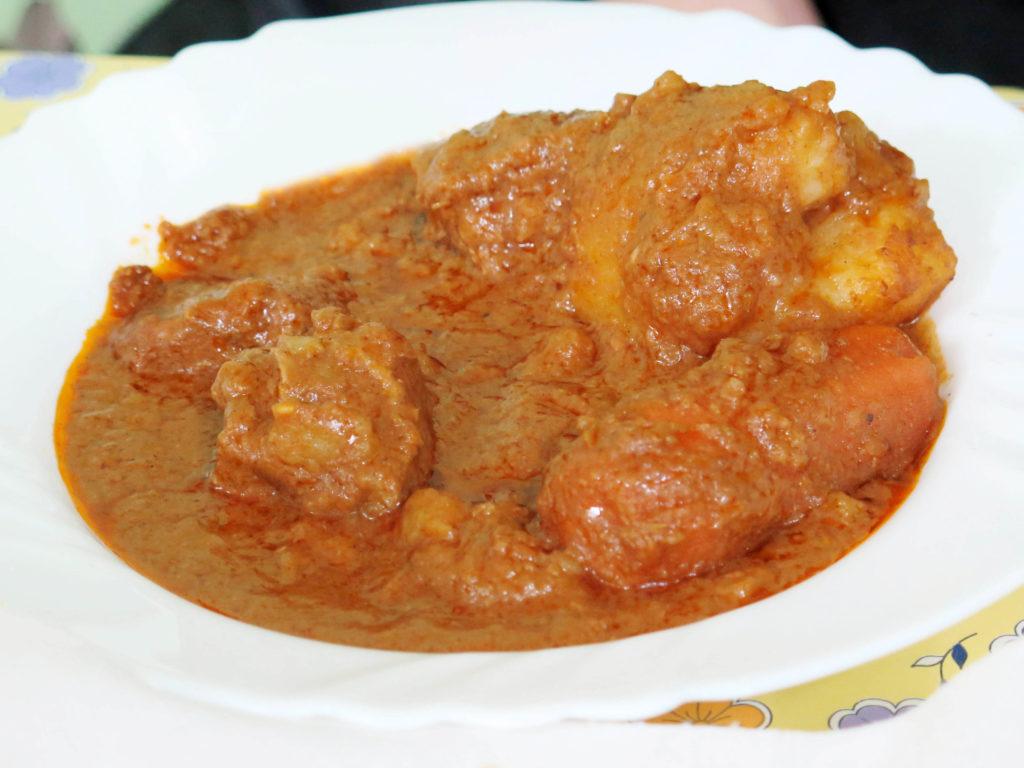 Thiou Curry