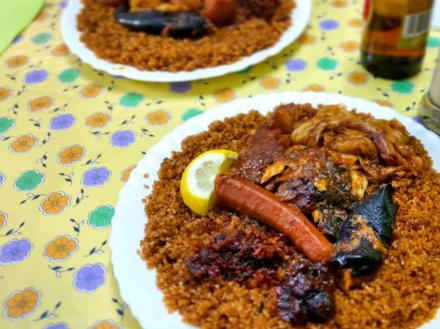 Senegal's most famous dish: ThiebouDienne