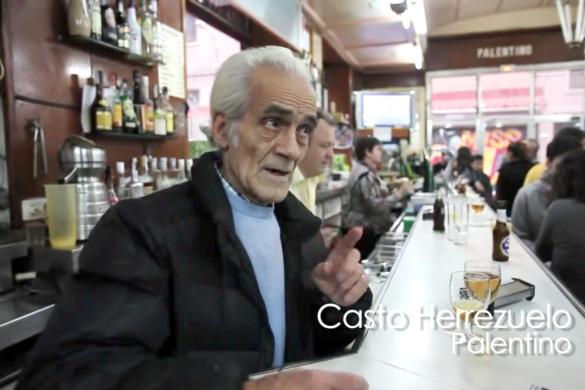 Casto Herrezuelo, of El Palentino