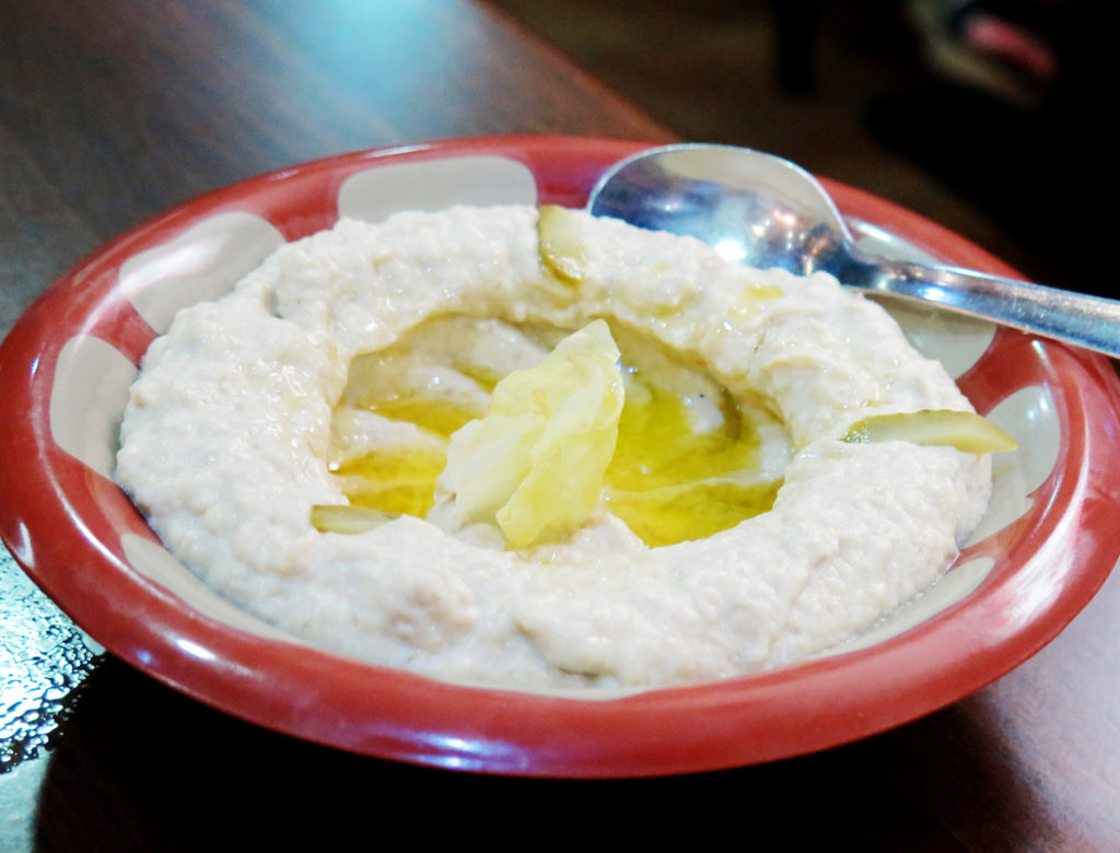 Mutabal (baba ganoush)