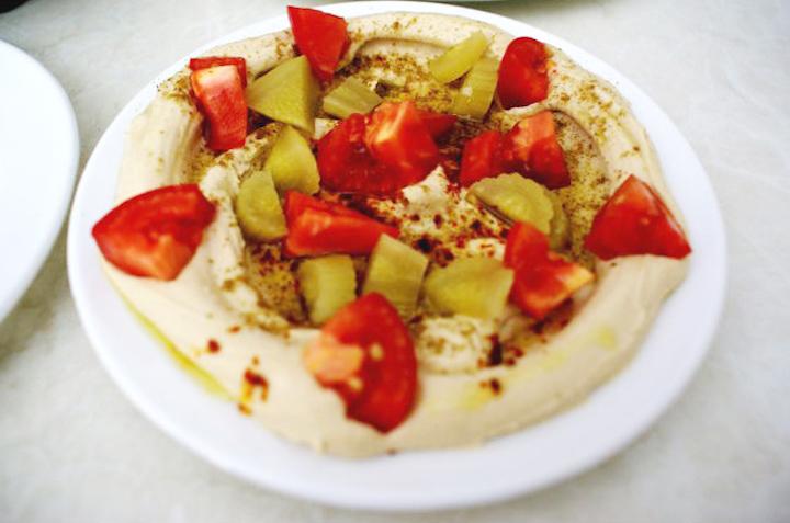 Hummus in Antakya