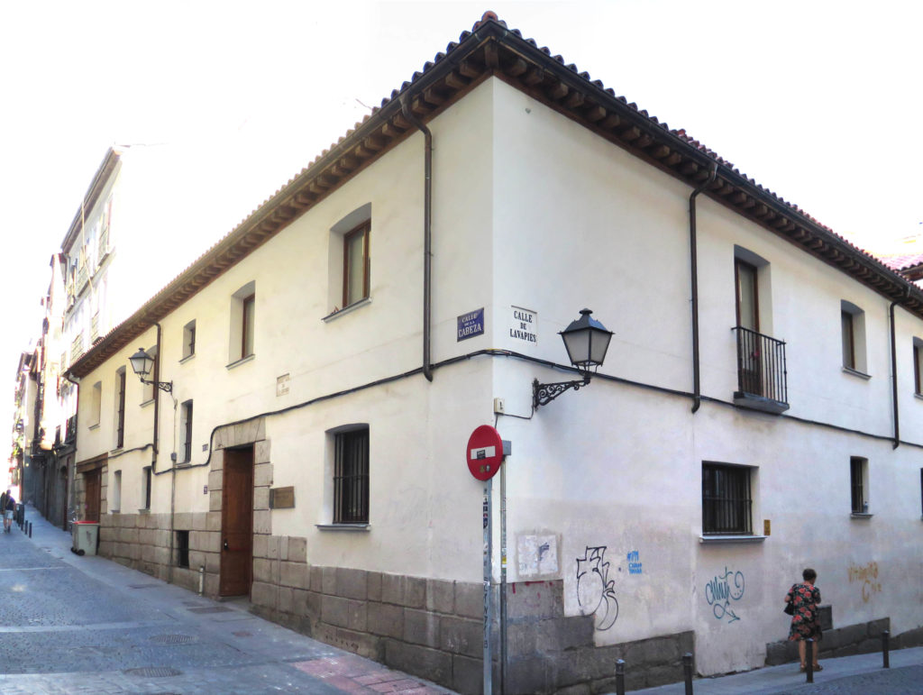 Centro de Mayores Antón Martín