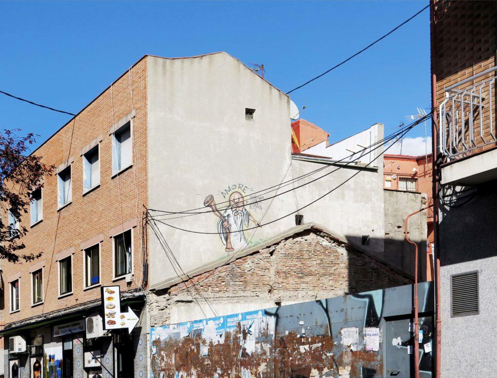 Avenida de Monte Igueldo 87, Vallecas