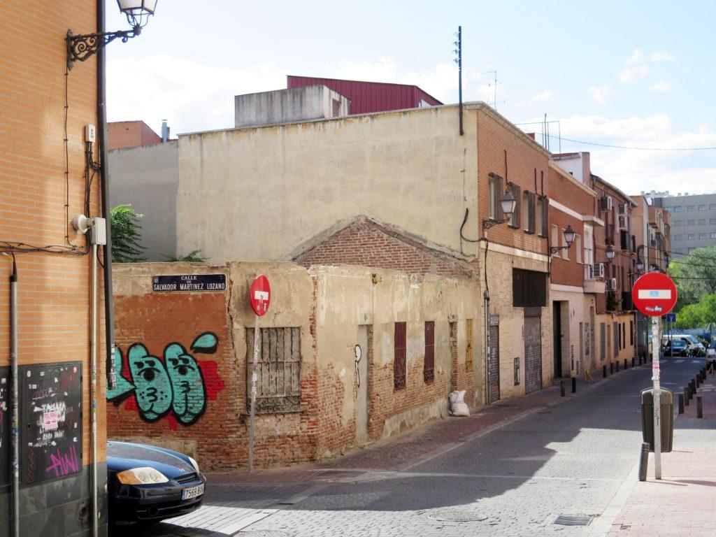 Calle Salvador Martínez Lozano, 36, Vallecas
