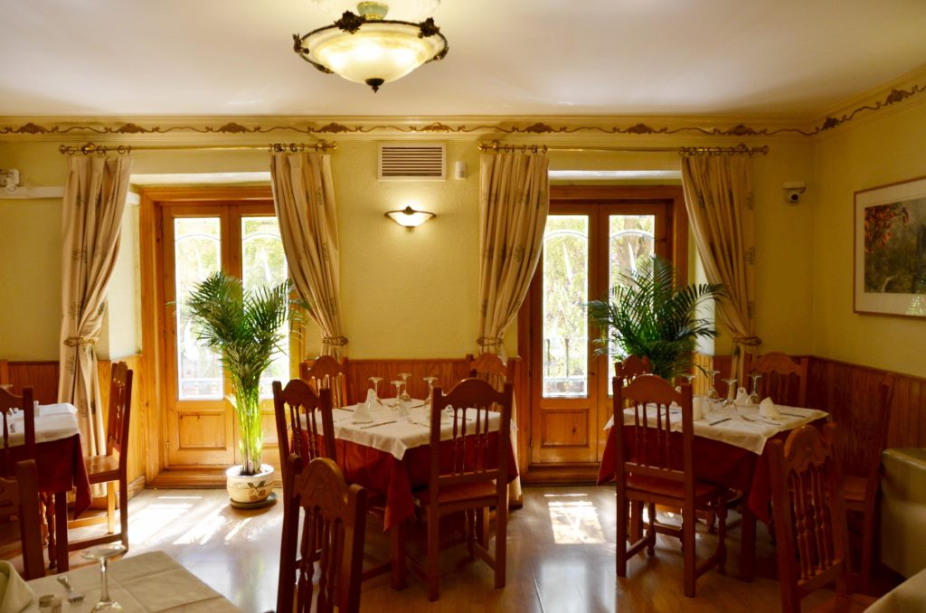 The front dining room 3