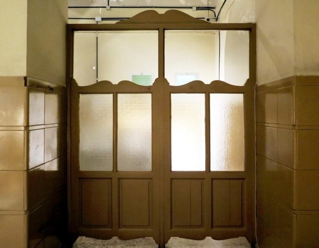 Art Deco saloon doors