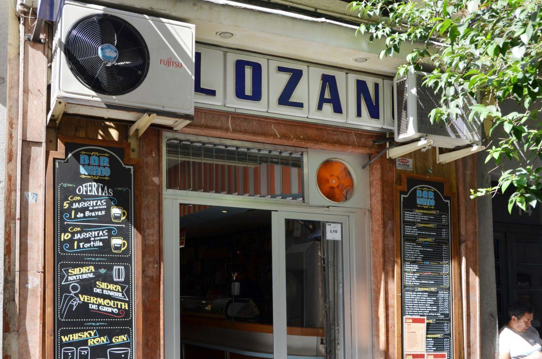 Lozan(o)'s facade