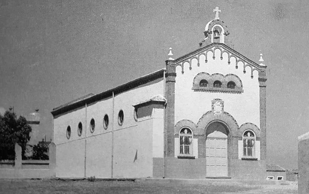 Parroquia de Cristo Rey, early 20th century