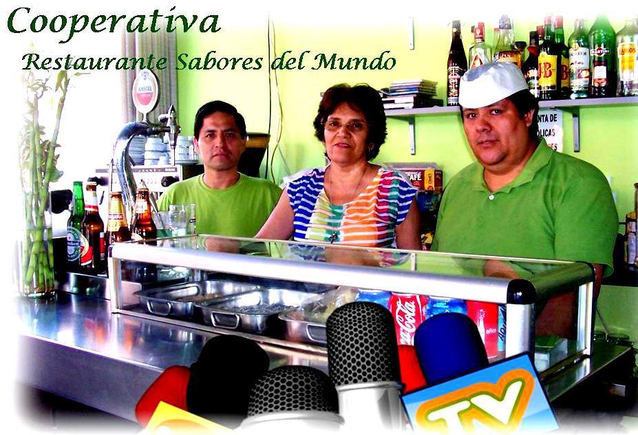 Jose, Catalina and Avelino