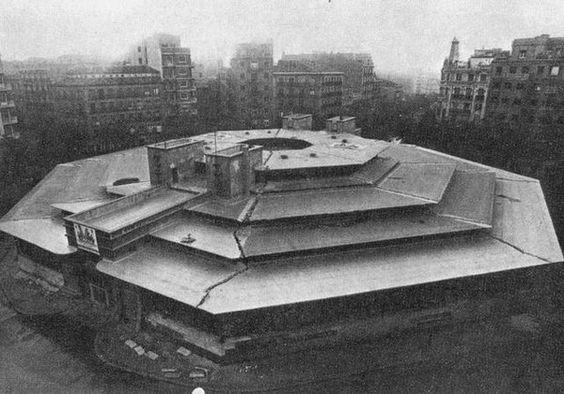 Mercado de Olavide (before demolition)
