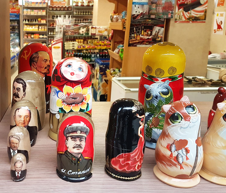 Russian dolls (the political leaders edition)