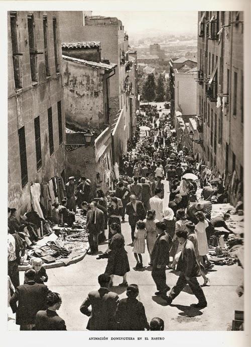 100 years of El Rastro
