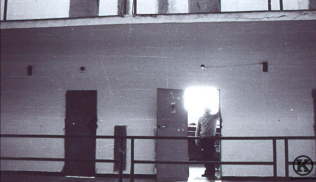 Life inside Carabanchel prison, 1975