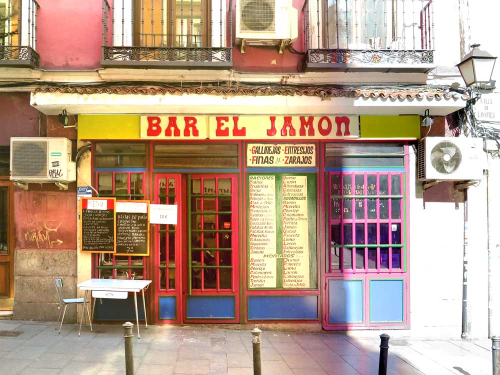 Bar El Jamón
