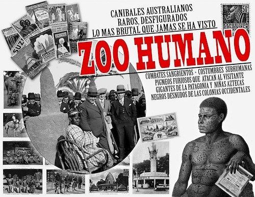 Barcelona's human zoo