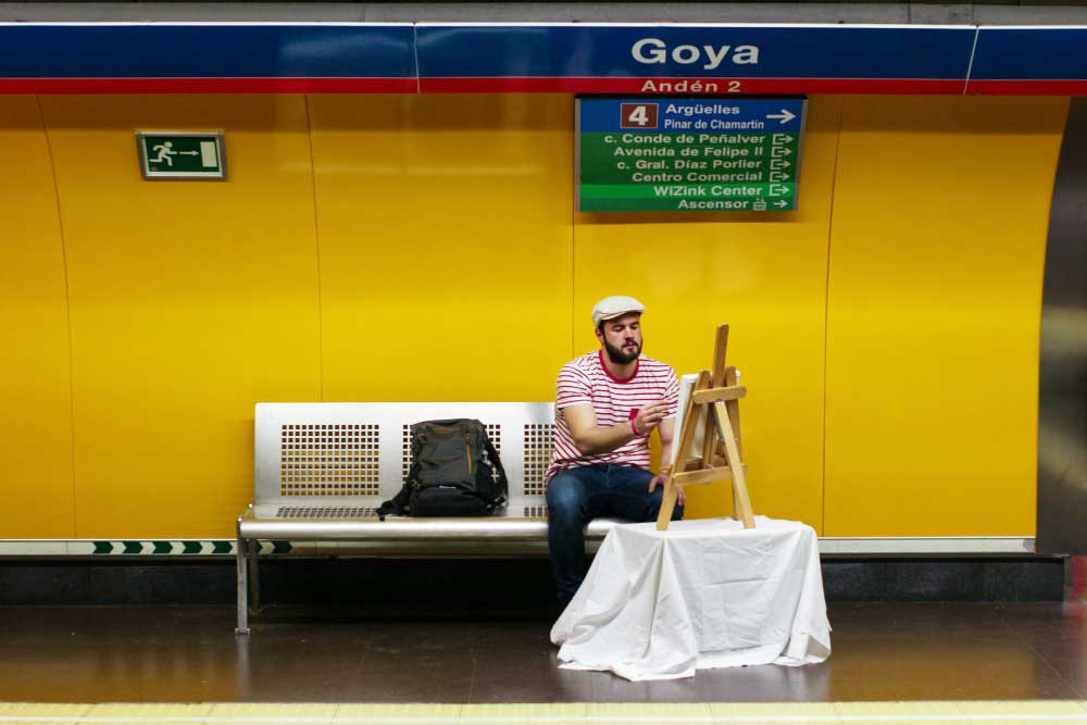 Goya (the painter)