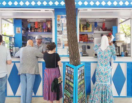 Kiosko de Horchata Miguel y José