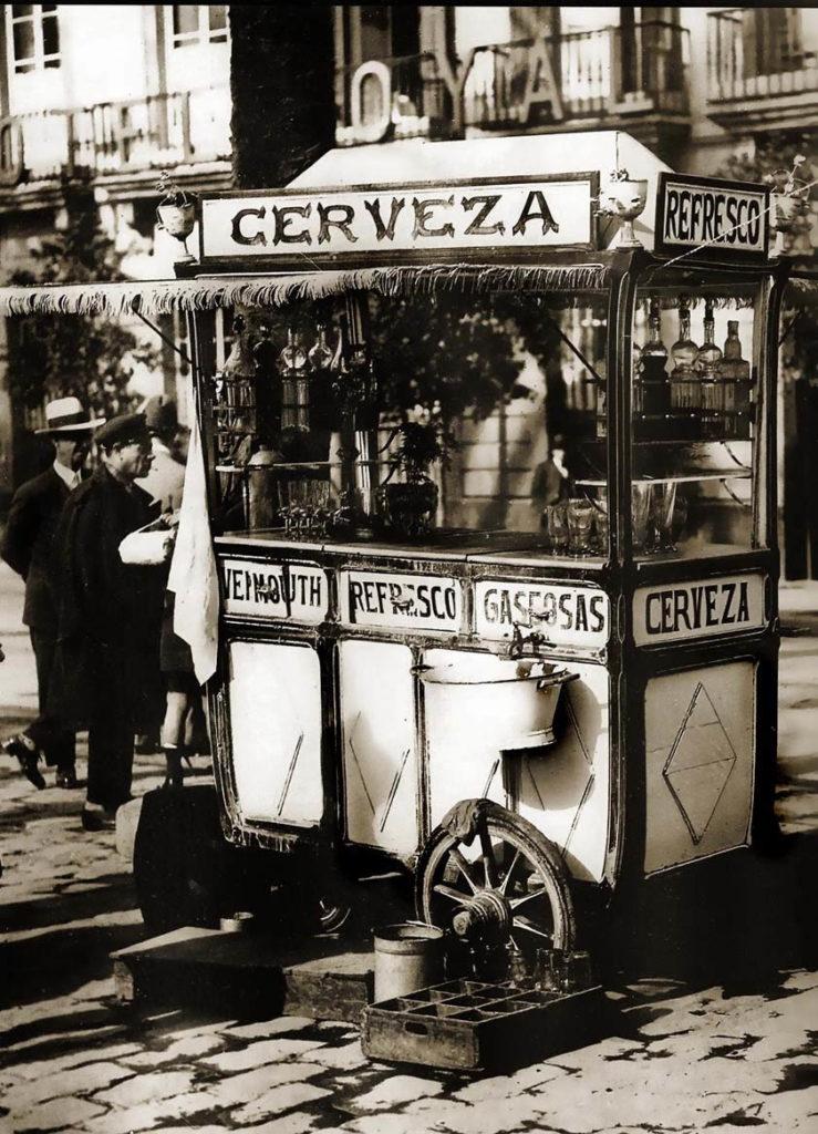 The beer kioskero (1910)