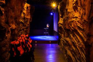 Underground © La Escalera de Jacob