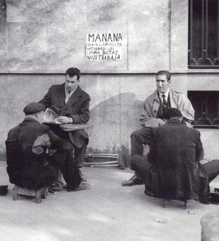 The shoeshiners (1956)