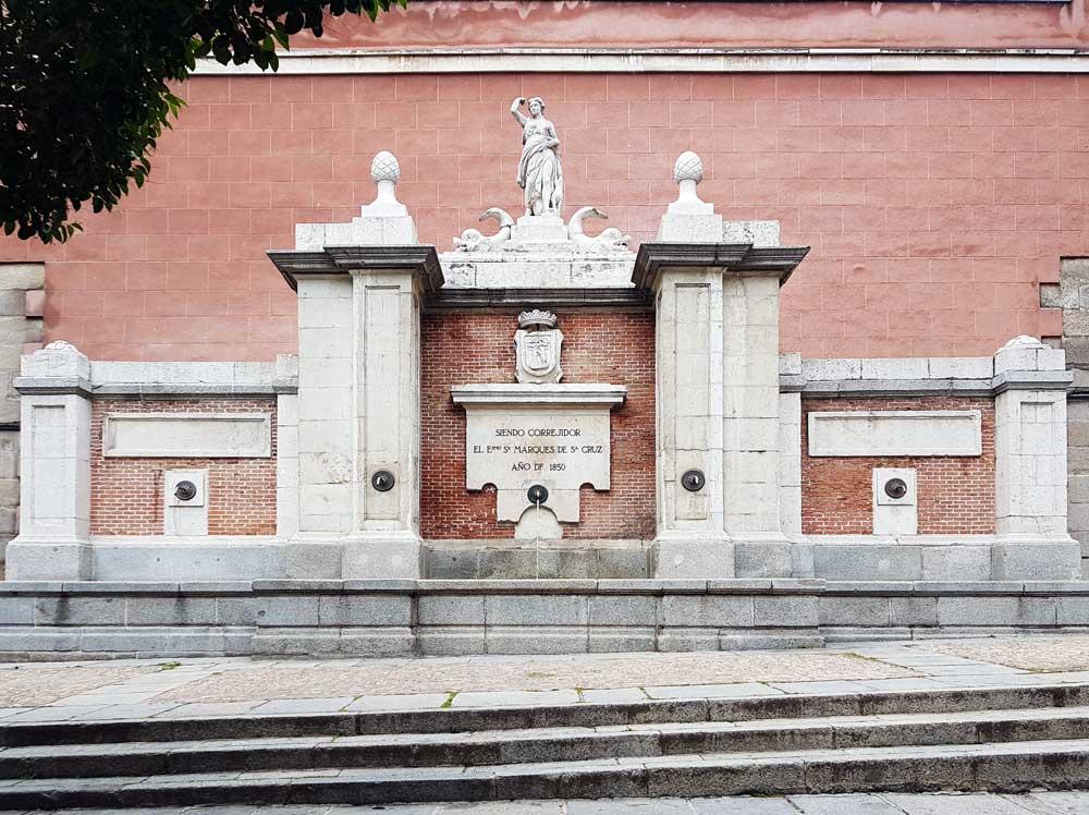 Plaza de la Cruz Verde