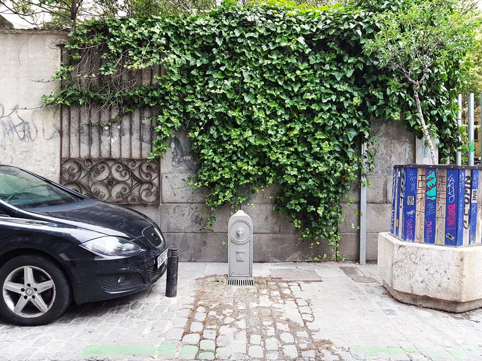 Calle del Almendro