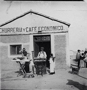 The ultimate no-frills caff: the café economico