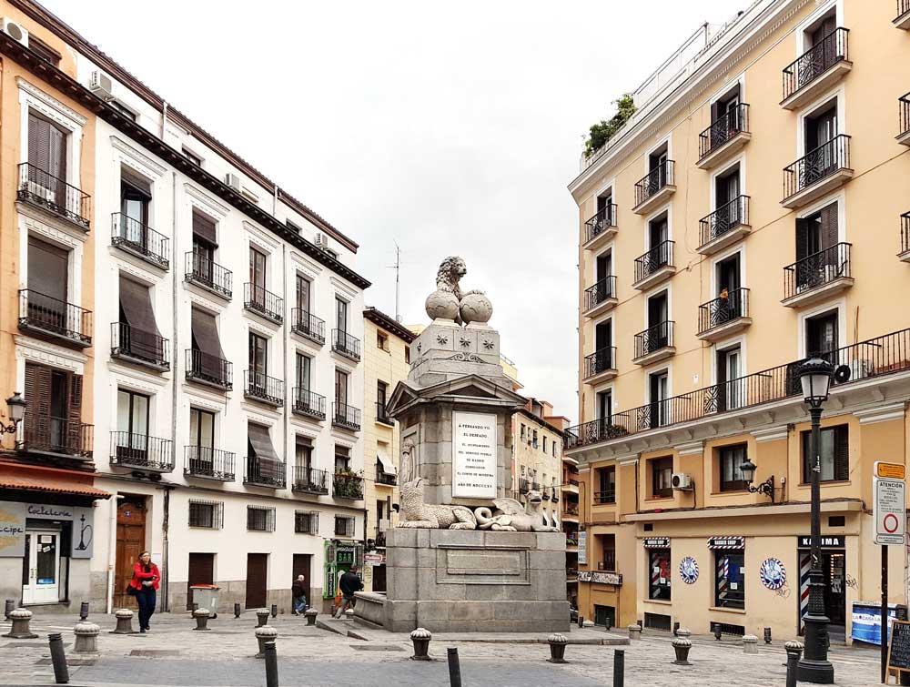 Fuentecilla monument