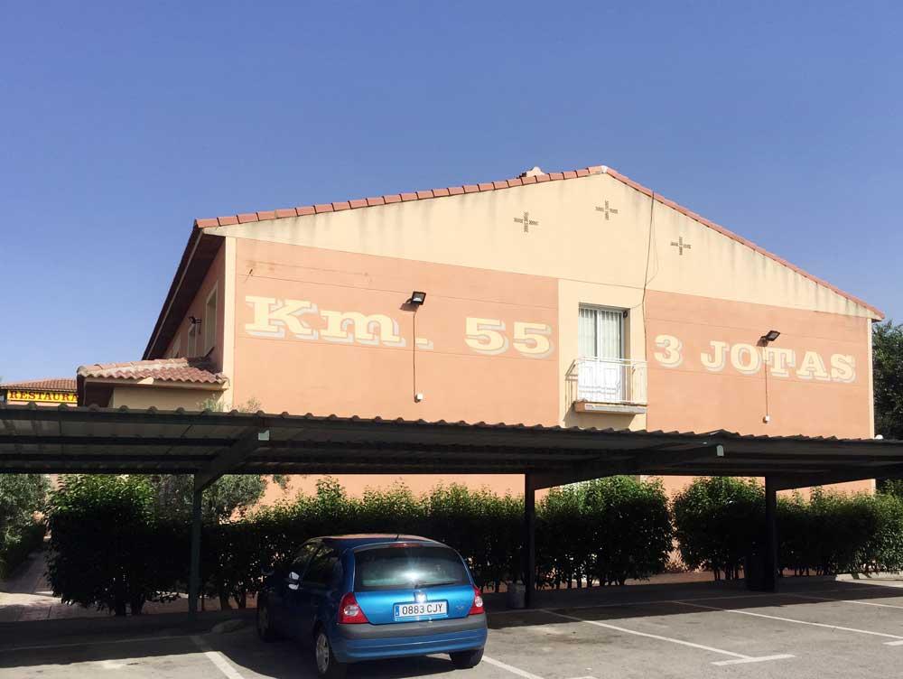 Restaurante Km 55