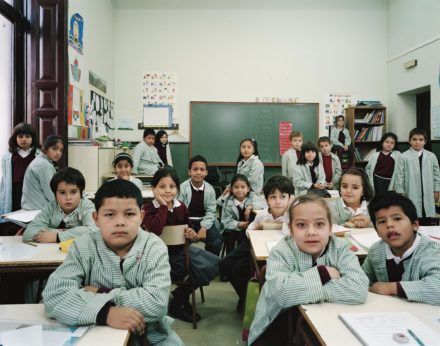 San Ildefonso, Madrid, Spain. Year 2 Primary, Reading and Writing, 5th December, 2007.