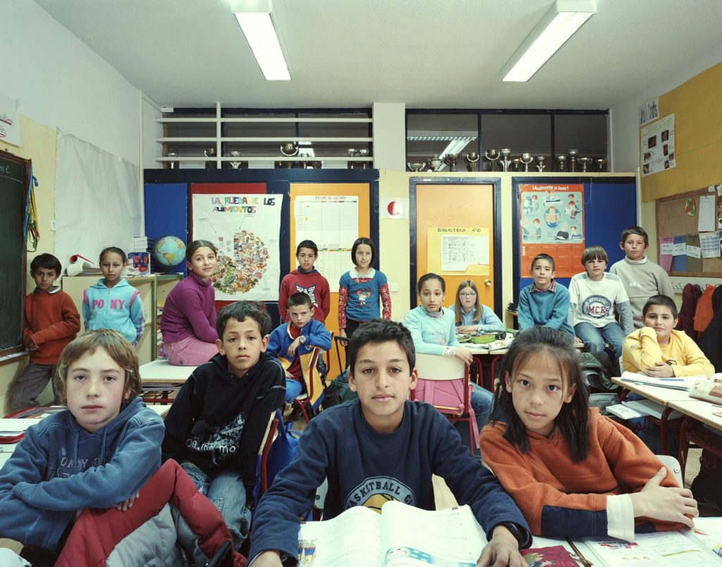CP San Sebastian, El Boalo. Year 4 Primary, Spanish Language. 13 February 2008