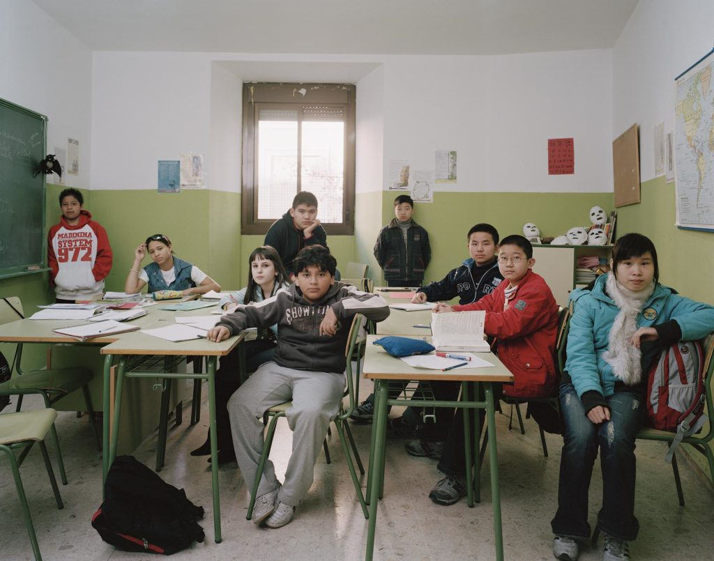 IES San Isidro, Madrid, Spain. Year 1 Secondary, Compensatory Spanish, 11 February 2008