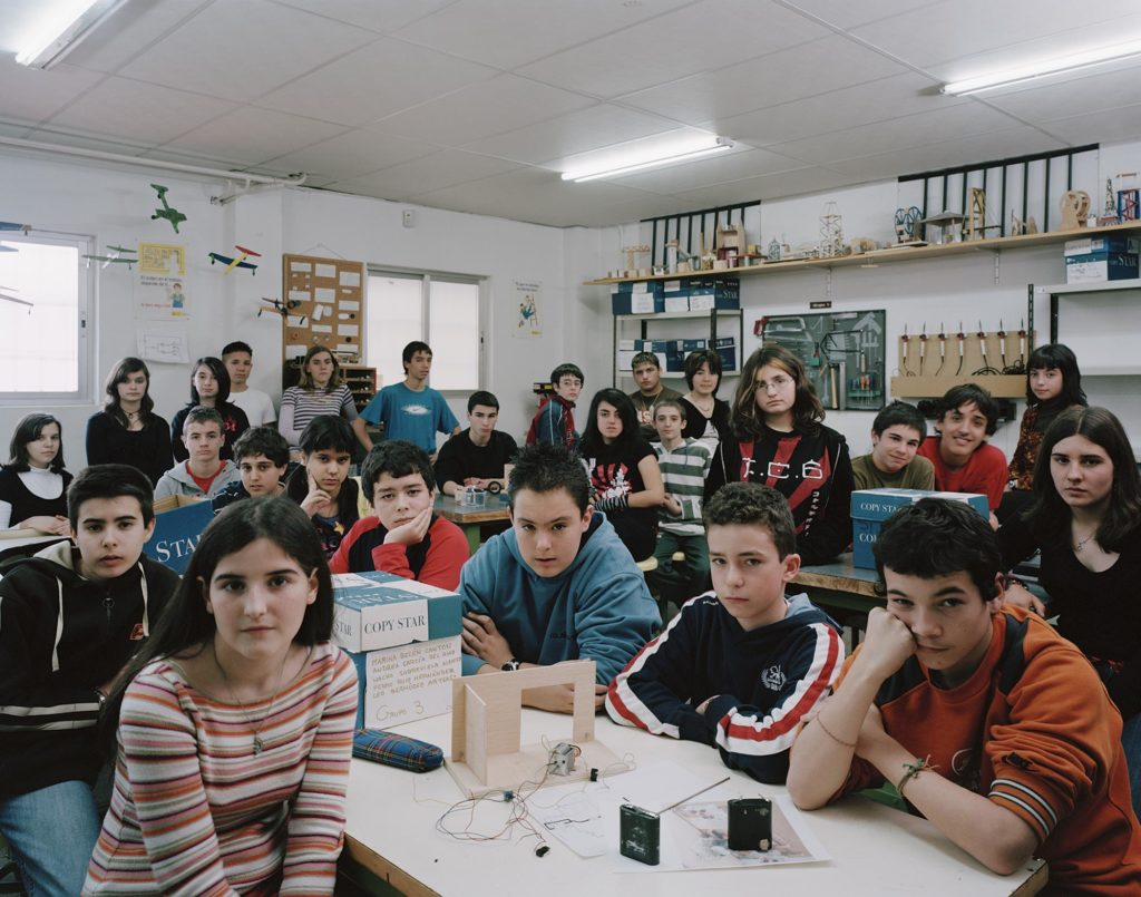 IES Ortega y Gasset, Madrid, Spain. Year 2 Secondary, Technology, 12 February 2008