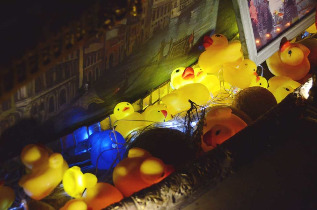 More rubber duck lighting