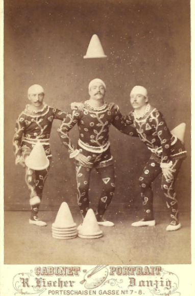 The Lumiére Brothers
