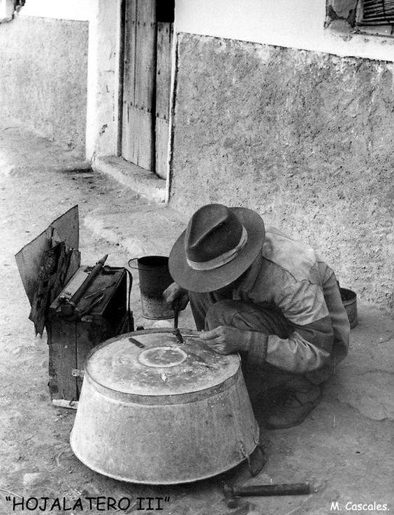 The tinsmith