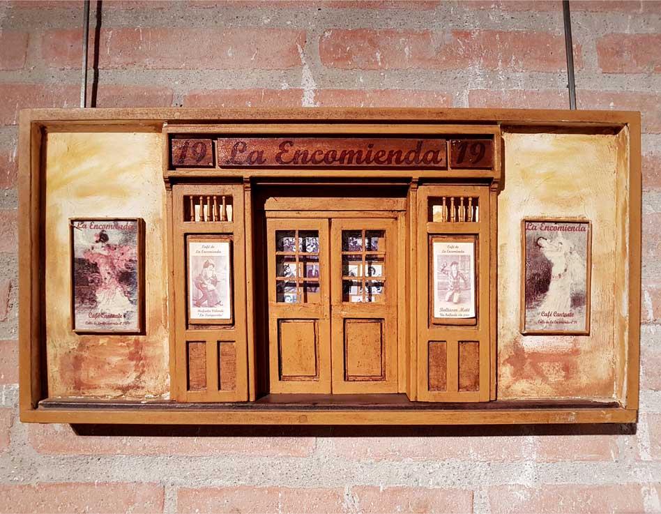 The Encomienda bakery