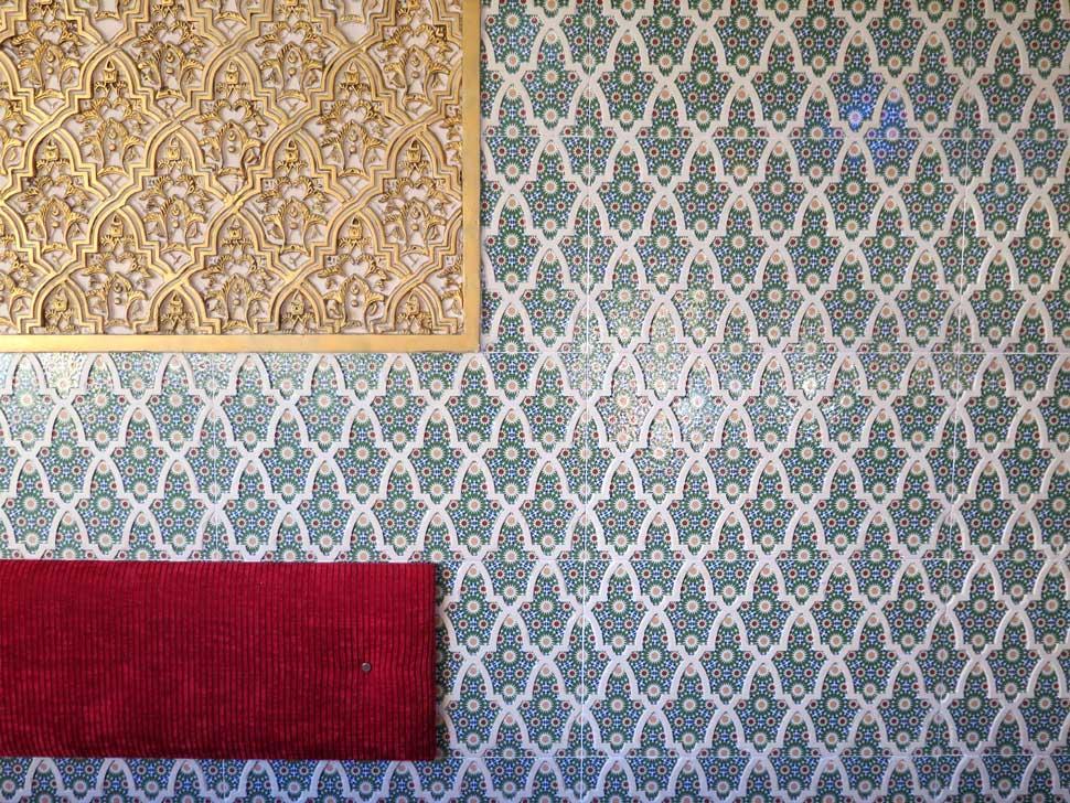 Islamic geometric tiles