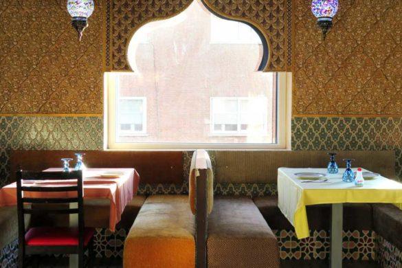 The first floor of Marrakech