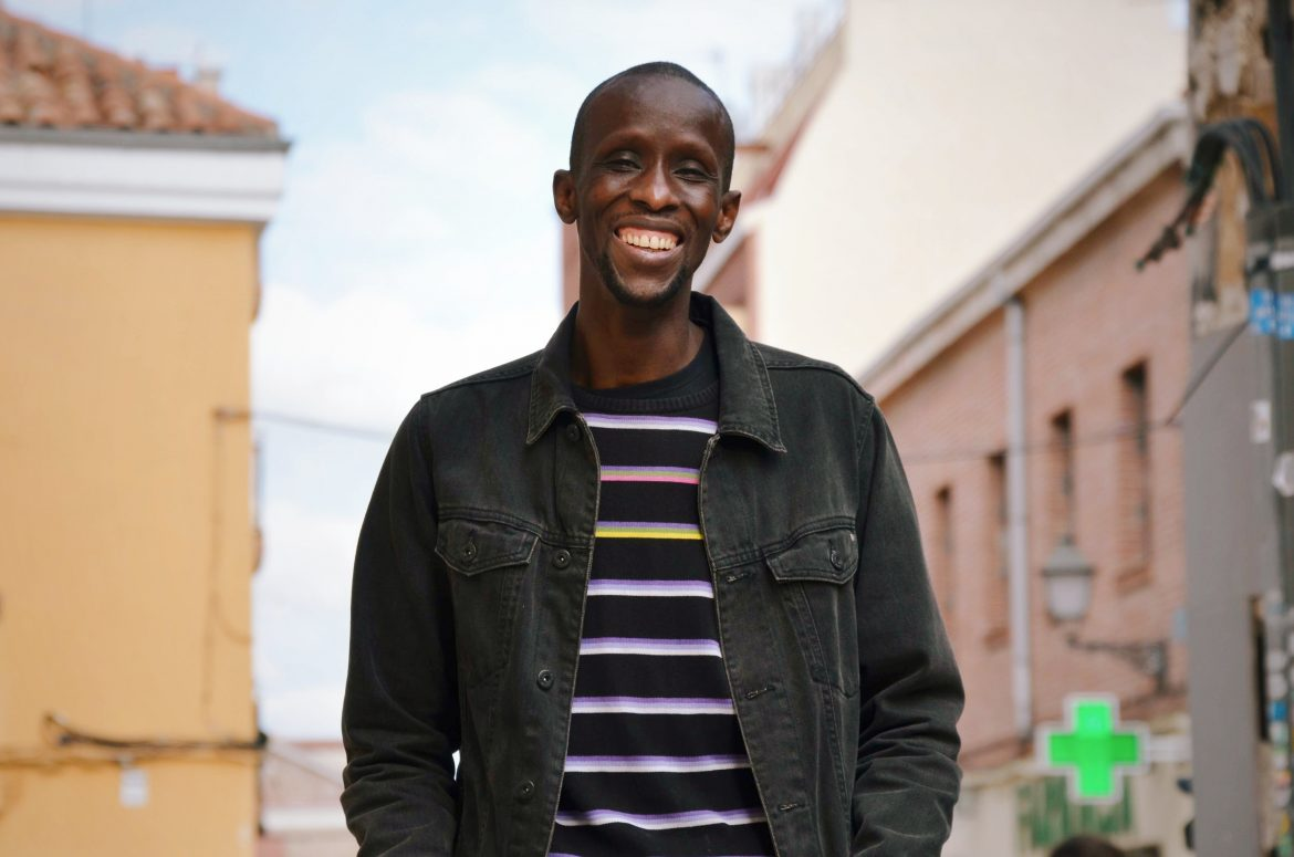 Serigne Mbaye: from 'mantero' to activist to future member of parliament |  Madrid No Frills